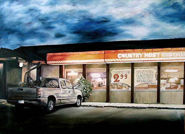 Motelrestaurant in Flagstaff